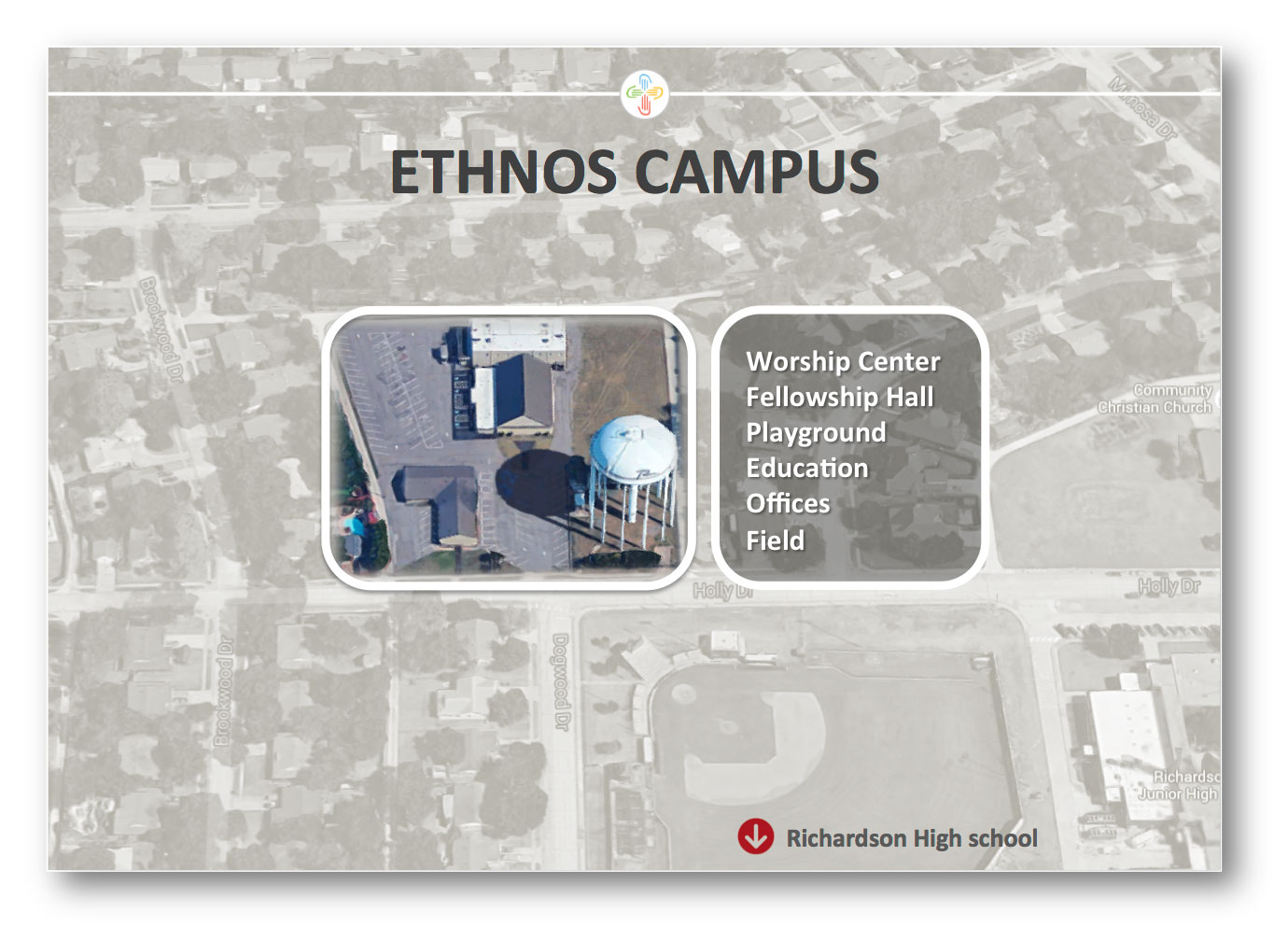 Ethnos-Campus-Map